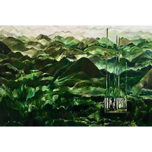 Panorama - Arte de<span>Sani Guerra para a Galeria Emmathomas.</span>