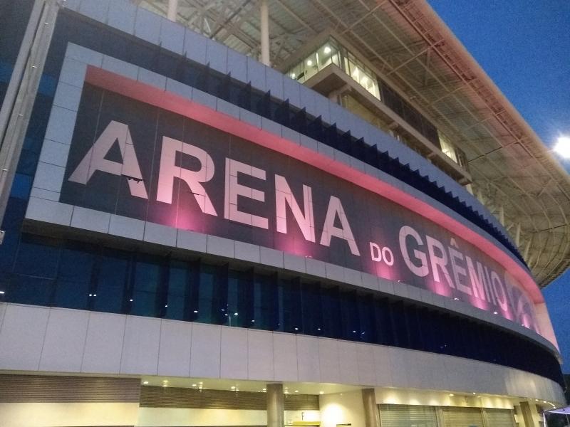 Arena do Grêmio - Porto Alegre (RS)