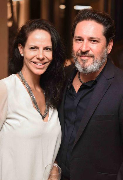 Carolyna Vaz e Celso Rayol