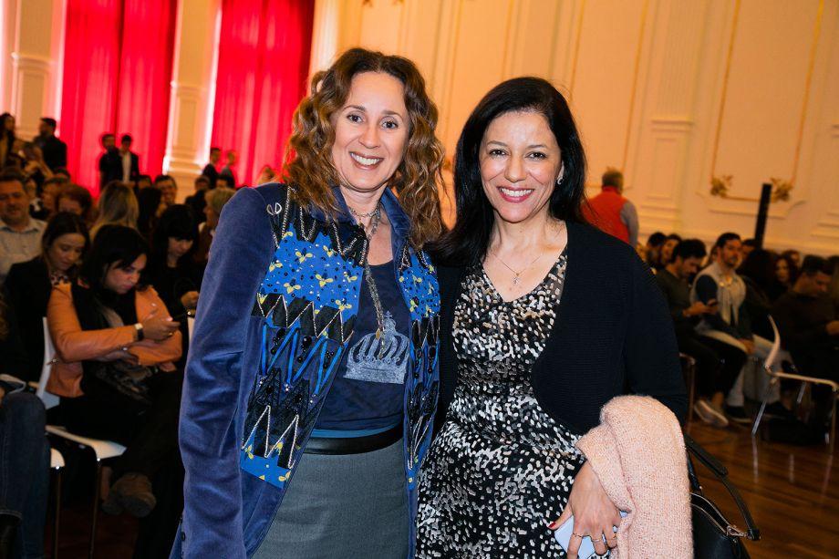 Mônica Barbosa e Cleide Gomes