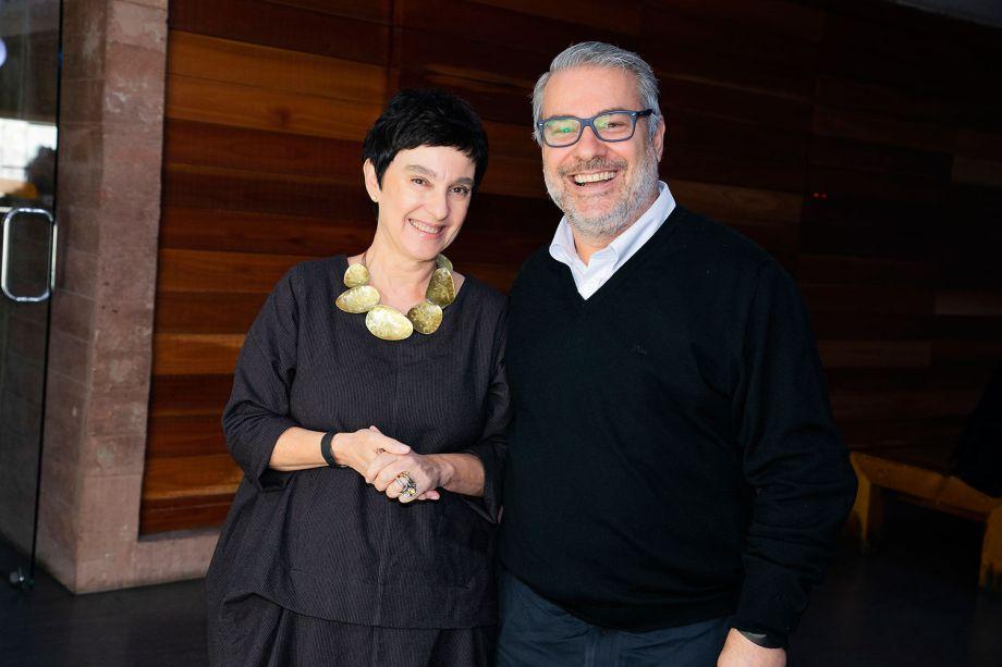 Livia Pedreira e Vitor Aly