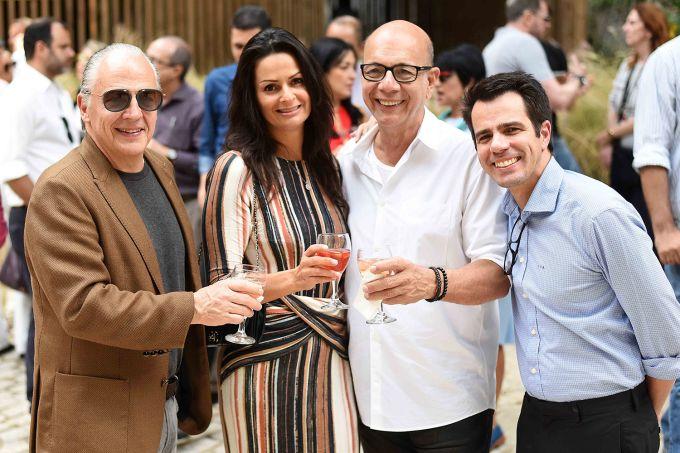Deca – Raul Penteado Sandra Strauss Caco Borges e Luis Fernando Amorim