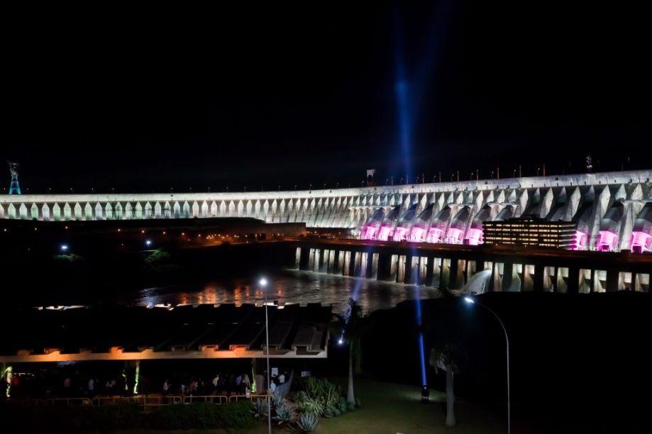 Barragem Itaipu - Foz do Iguaçu (PR)
