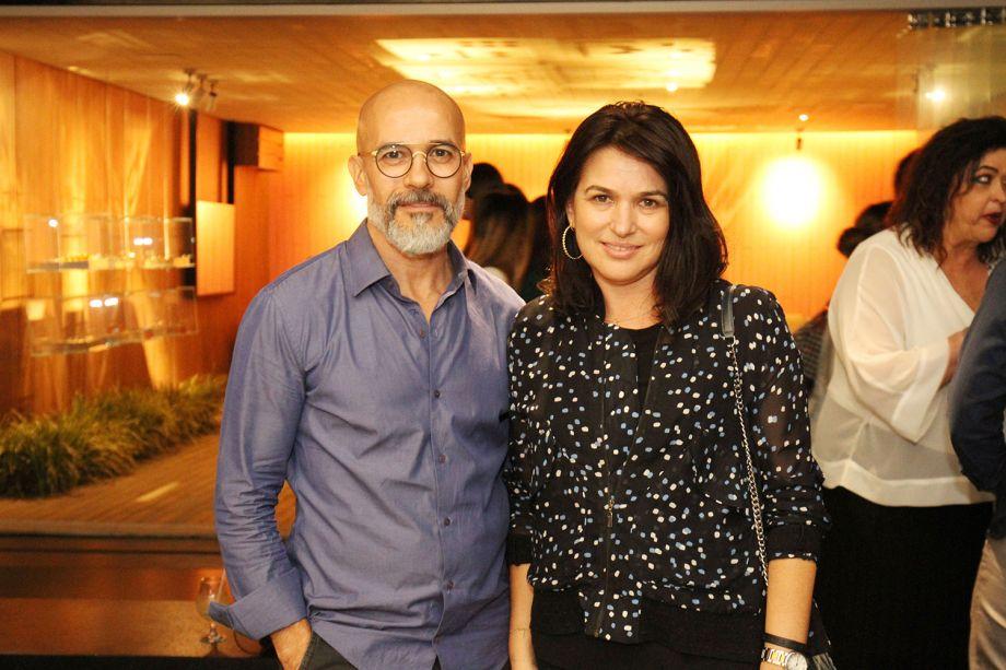 Ney Lima e Walleria Teixeira