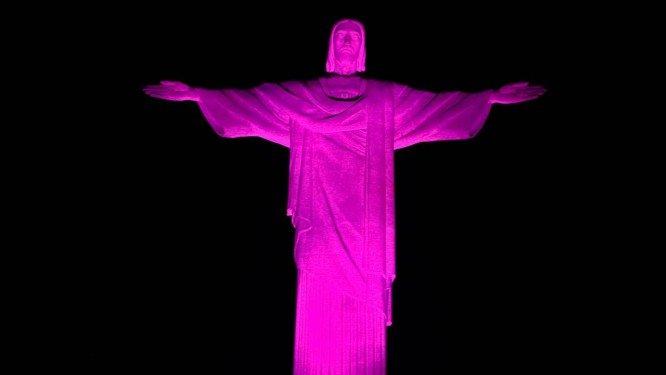 Cristo Redentor - Rio de Janeiro (RJ)