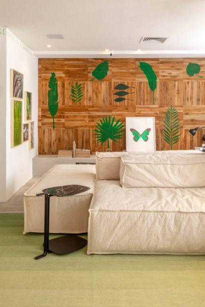 Sala Carioca, por Manu e Marcia Müller