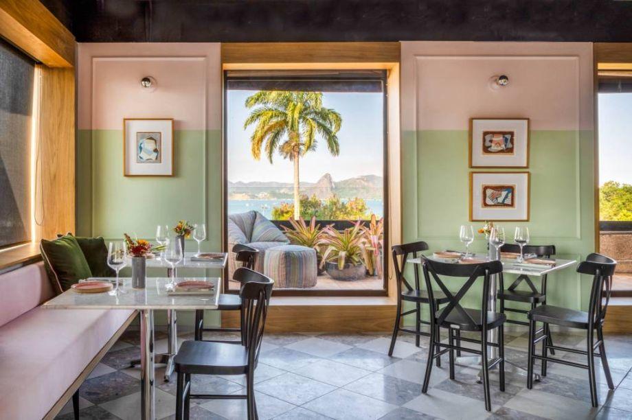 Vista Bar e Lounge, de Paula Neder, Coletivo PN+ & Viviane Menescal