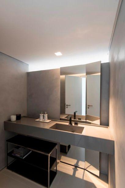 Simara Deola Mello: Banheiros, Regional - Sul, categoria residencial.