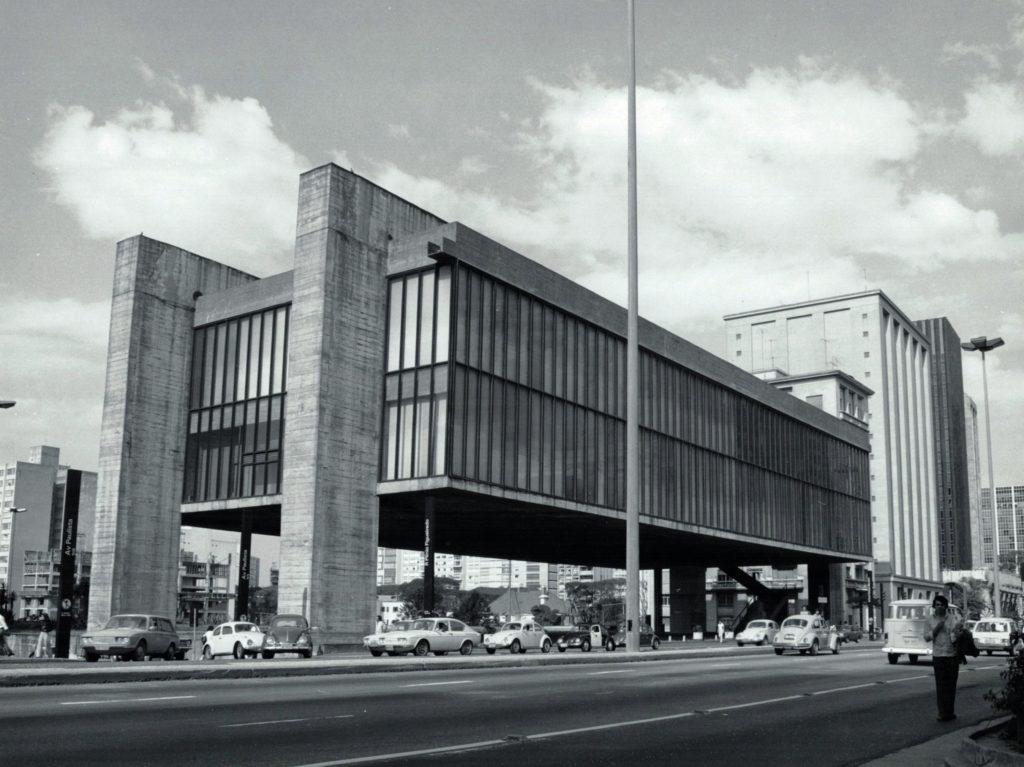 masp lina bo bardi arquitetura são paulo brutalismo brutalista