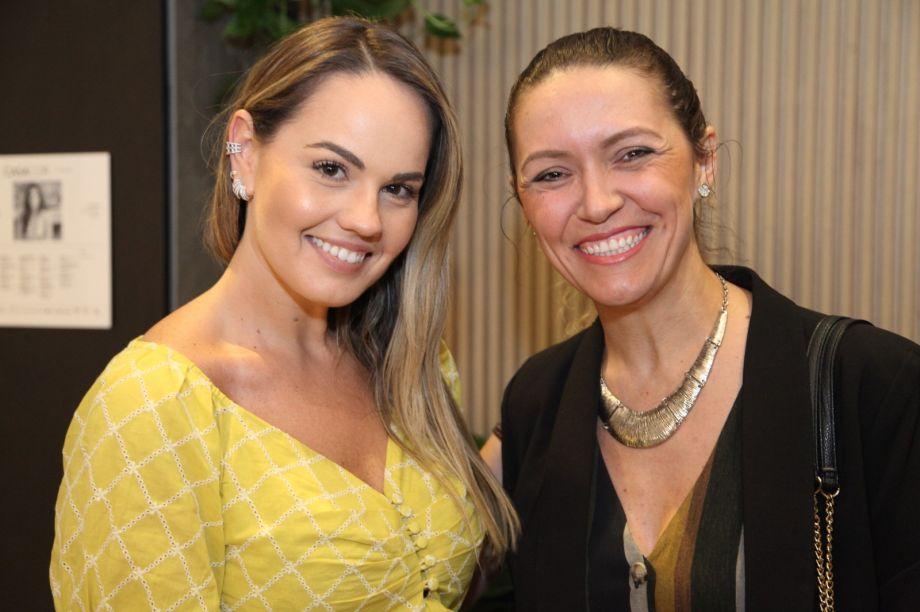 Carol Cantelli e Elenice Cardoso