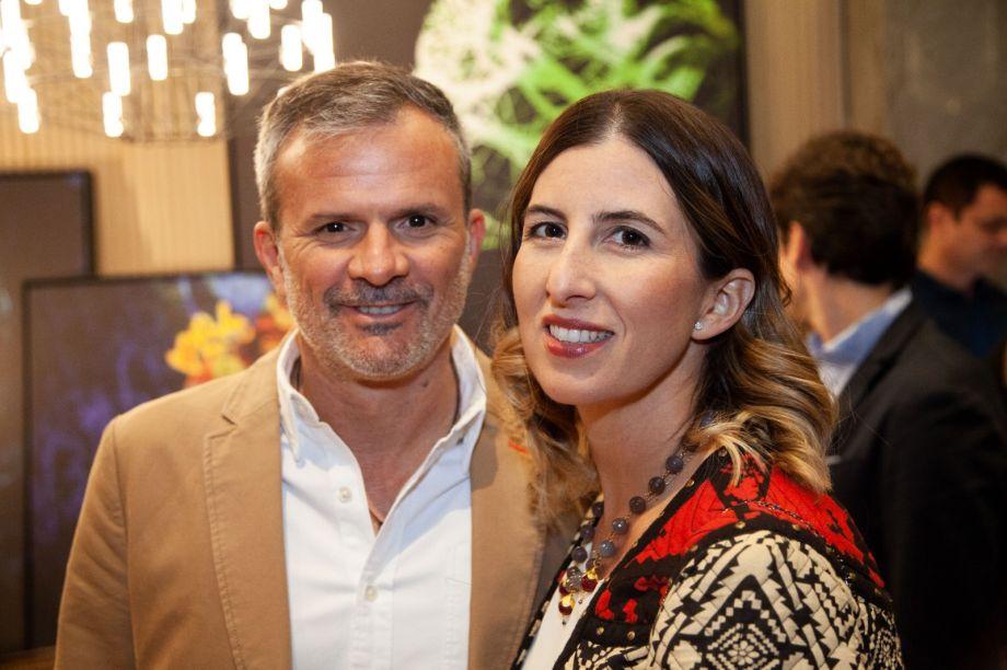 David Benavente e Maria Del Mar