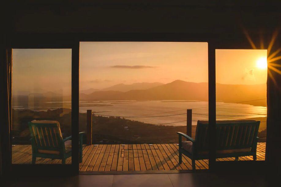 Loft em condomínio com linda vista da Lagoa - Garopaba/ Santa Catarina -https://www.airbnb.com.br/rooms/20305227