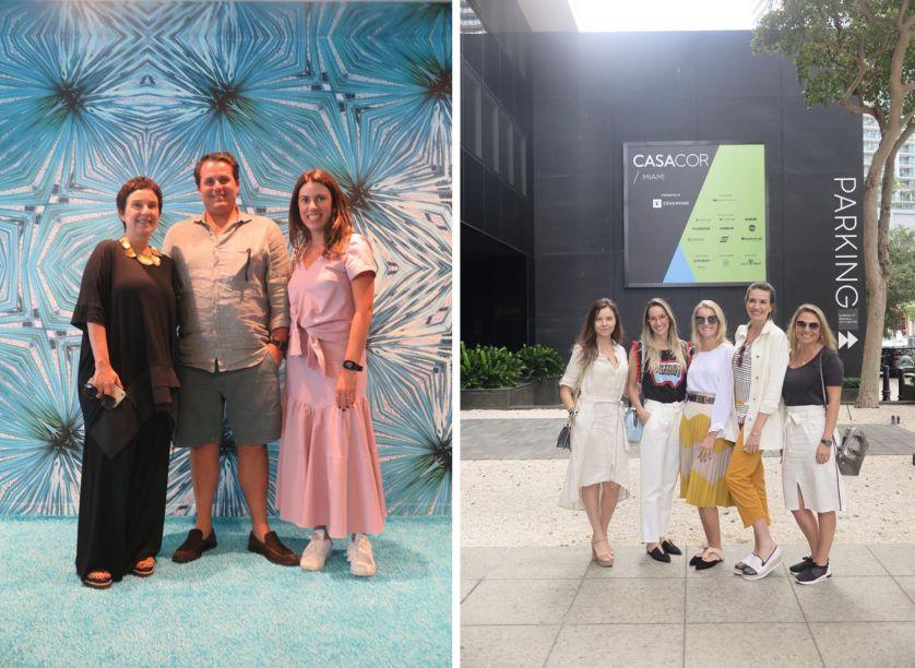 Grupo Uniflex na CASACOR Miami 2018