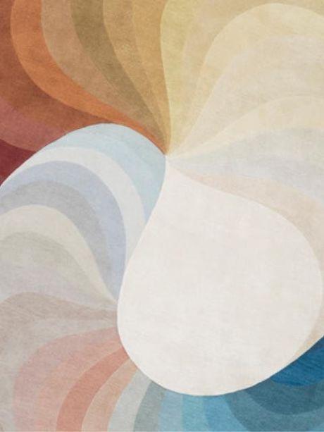 A cc-tapis retorna com novidades para a feira parisiense, apresentando novas peças e extensões de coleções existentes; incluindo o novo tapete Parvata de Jean-Marie Massaud, o tapete Mazzolino de Studio Klass, o Envolée de Cristina Celestino e a mais recente adição à linha Bliss, Ultimate Bliss de Mae Engelgeer.
