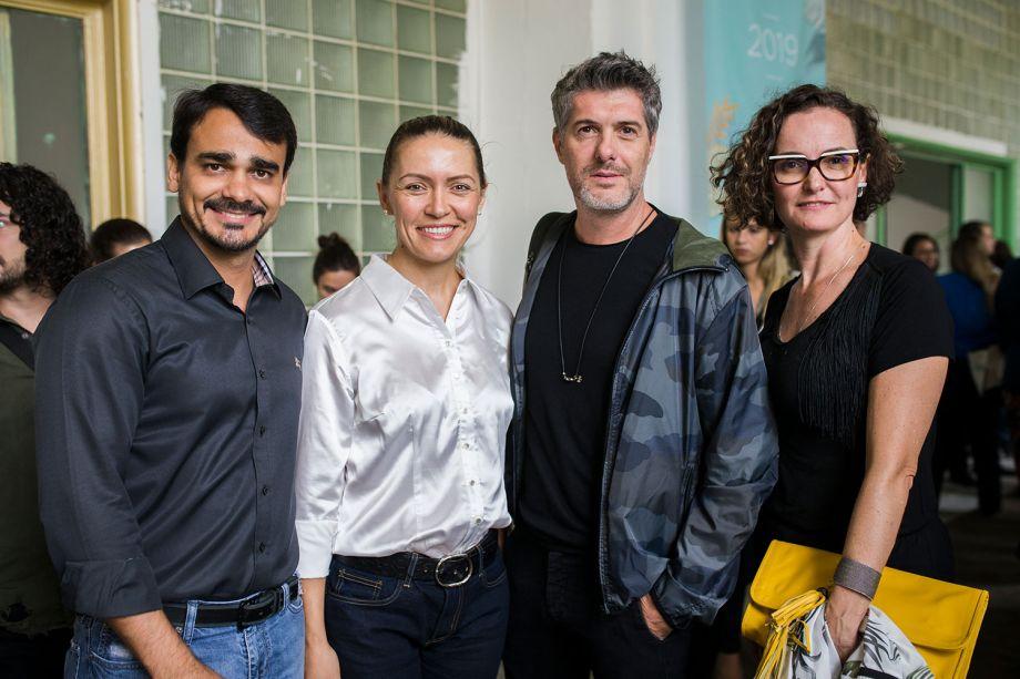 Matheus e Elenice Cardoso, Gustavo Martins e Karen Becker