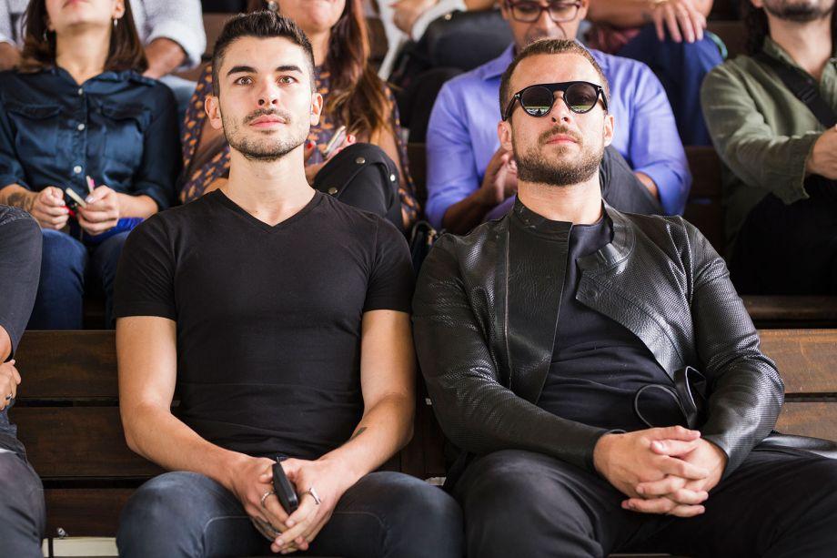 Rodrigo Zampol e Gustavo Neves
