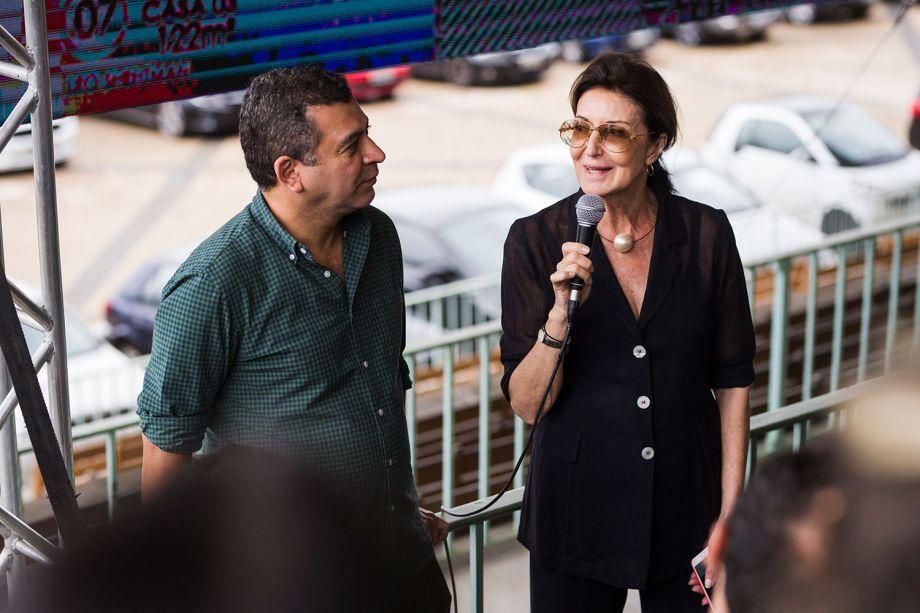 Pedro Ariel e Cris Ferraz