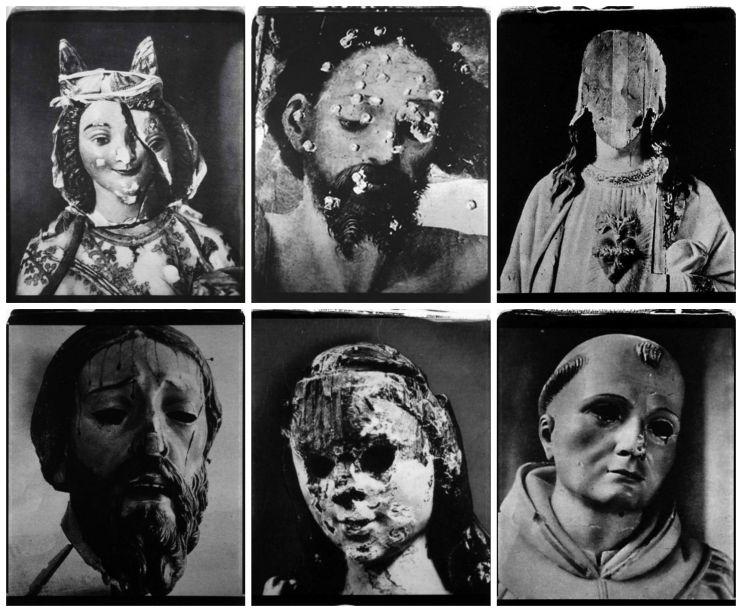 Sophie Calle é escritora, fotógrafa, artista de instalação e artista conceitual francesa. O trabalho de Calle distingue-se pelo uso de conjuntos arbitrários de restrições e evoca o movimento literário francês dos anos 1960, conhecido como Oulipo. Seu trabalho frequentemente retrata a vulnerabilidade humana e examina a identidade e a intimidade.