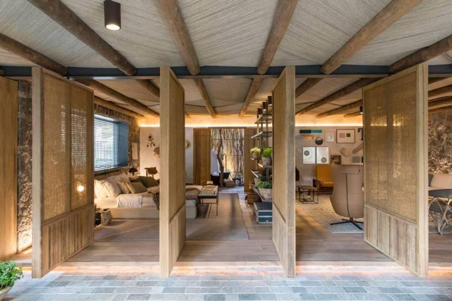Casa Raízes - Triplex Arquitetura. CASACOR São Paulo 2018.