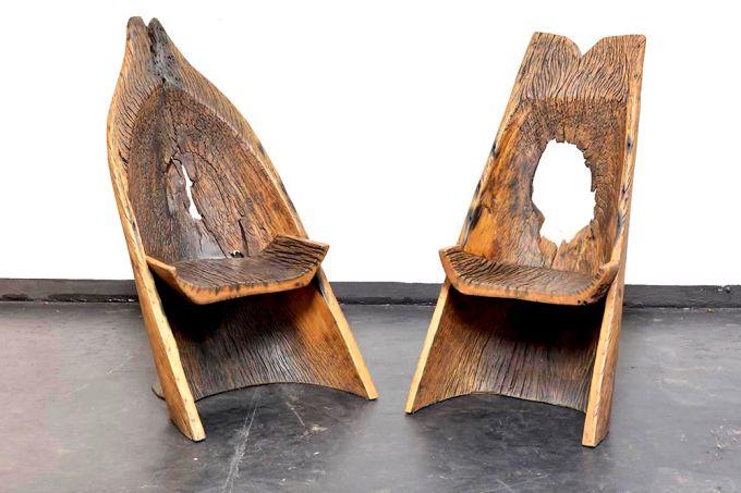 Hugo França – Cadeiras Marimbá e Maitá
