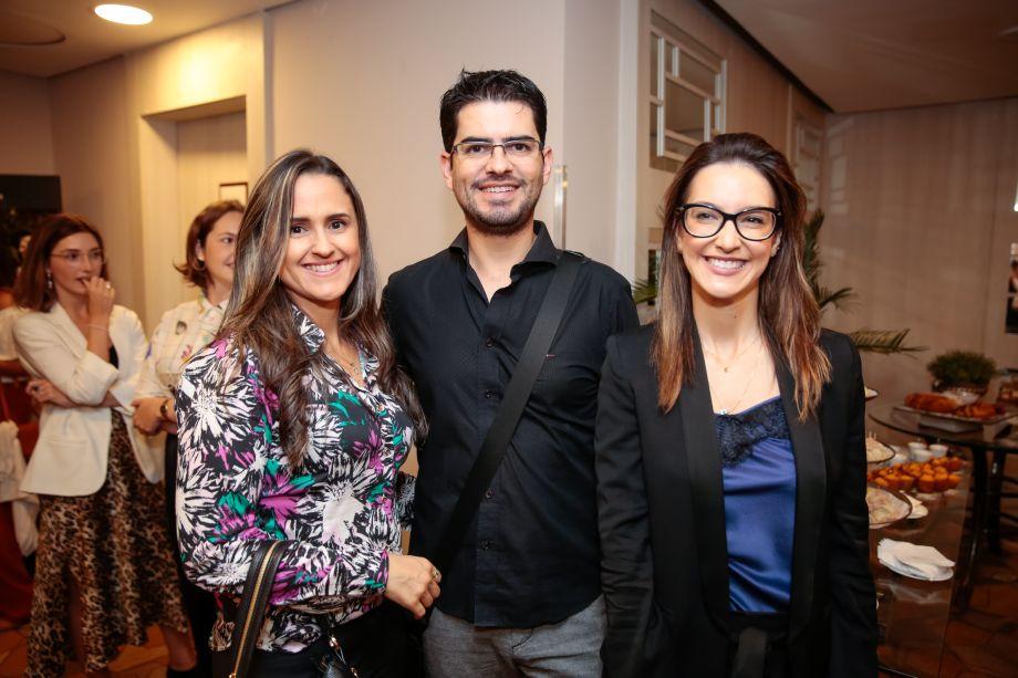 Latifa Mello e Rnato Mello e Maria Manoela
