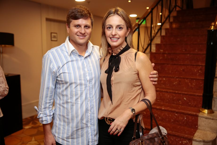 Rodolfo e Graziela Hecker