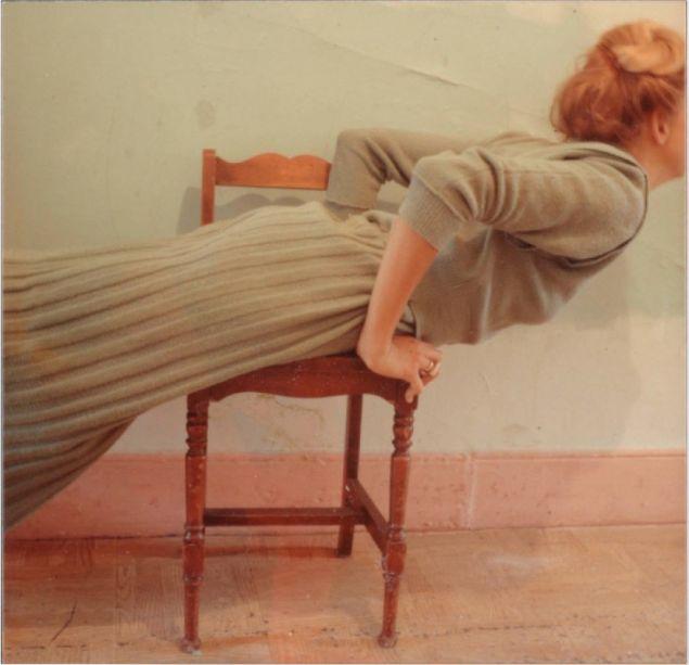 <strong>Mendes Wood DM</strong> - Sem título, 1979. Francesca Woodman.