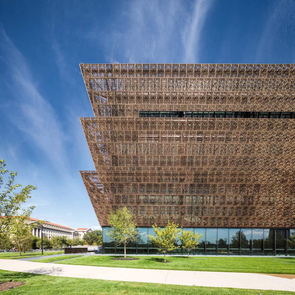 Museu Nacional Smithsoniano de História e Cultura Afro-Americana.