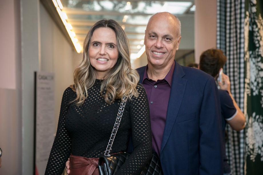 Ana Maria e Sérgio Silva