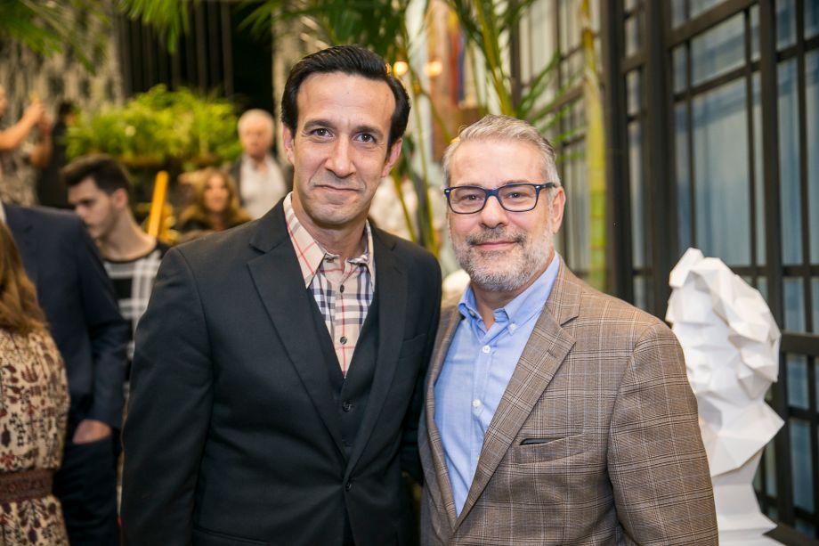 Benjamim Ramalho e Vitor Aly