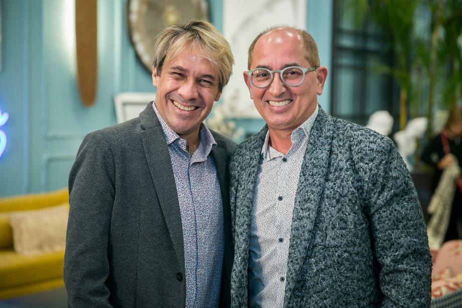 Guga Fernandes e César Revoredo