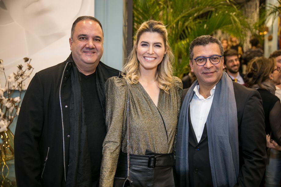 Pedro Torres e Aline Celes