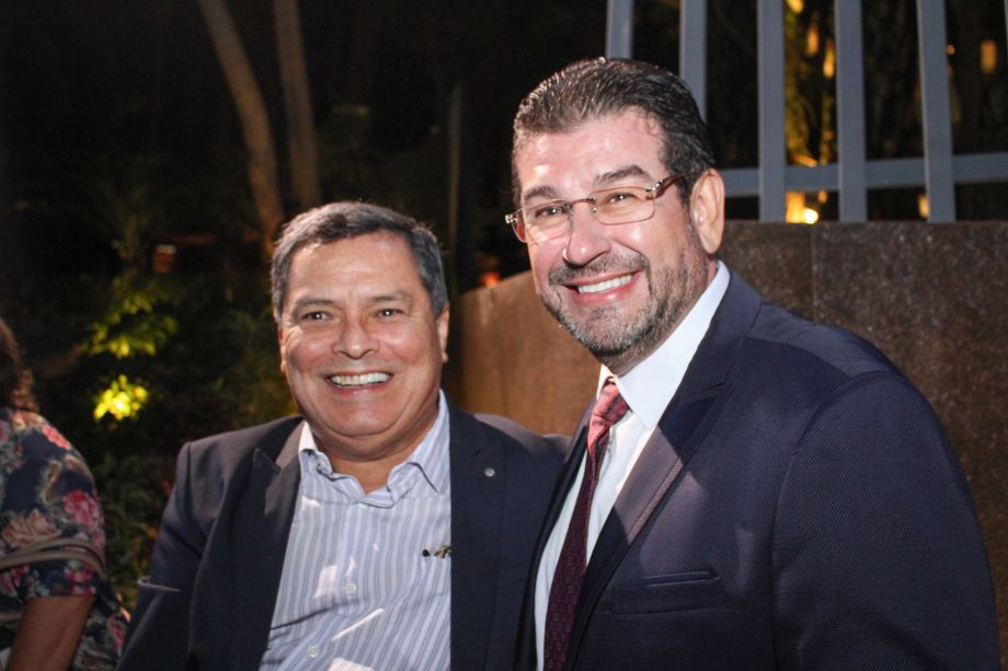 Ronald Daga e Quito Velasco