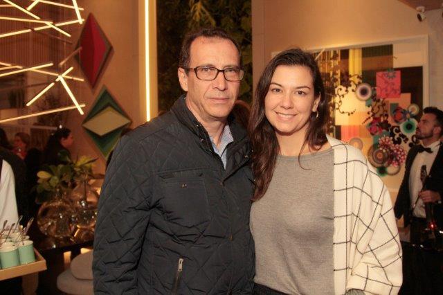 Luciano e Catarina Cintrão