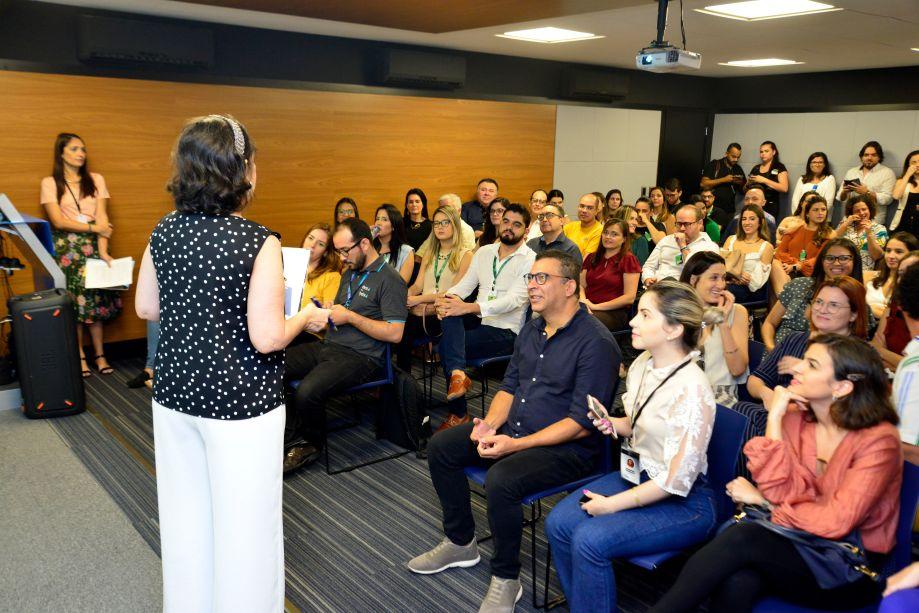 Neuma Figueirêdo apresentou os detalhes da edição 2019 da CASACOR Ceará
