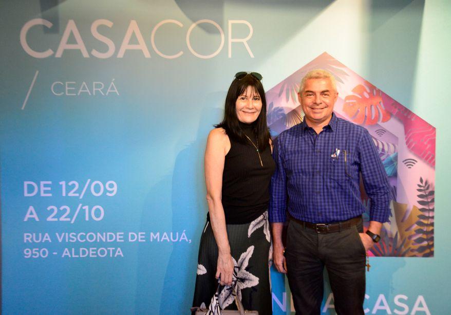 Rosalinda Pinheiro e José Sales Junior