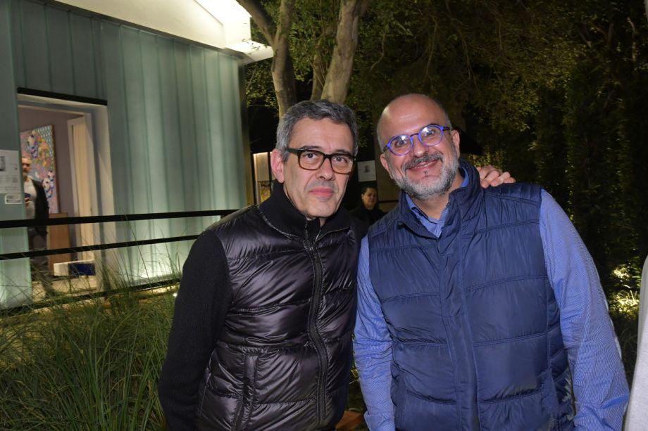Waldick Jatobá e Raphael Pascale