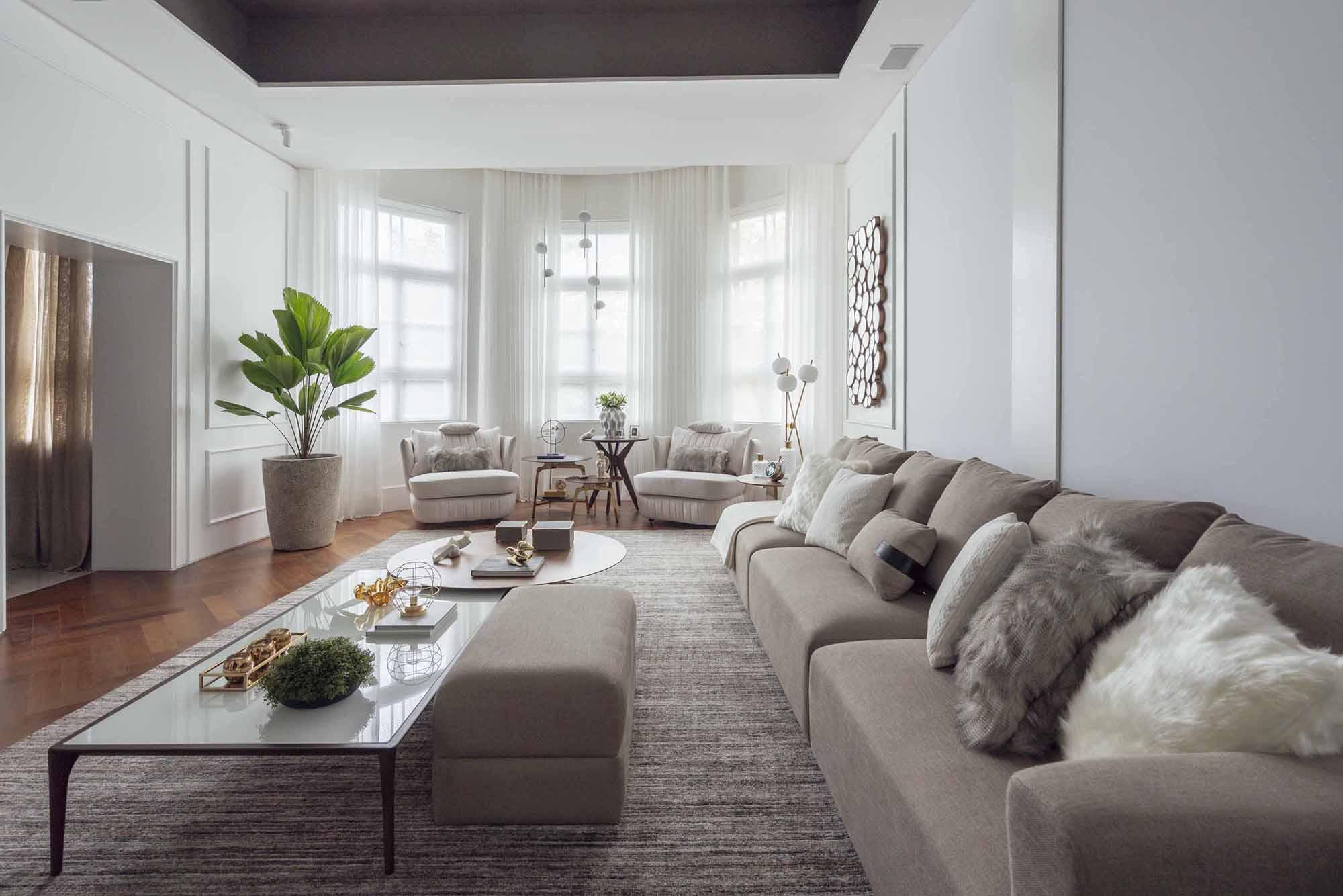 casacor rio grande do sul; sala de estar; 2019