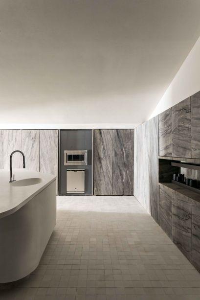 Cucina Pietra -<b><span></span></b>Felipe Hess. Vencedor na categoria Melhor Cozinha.