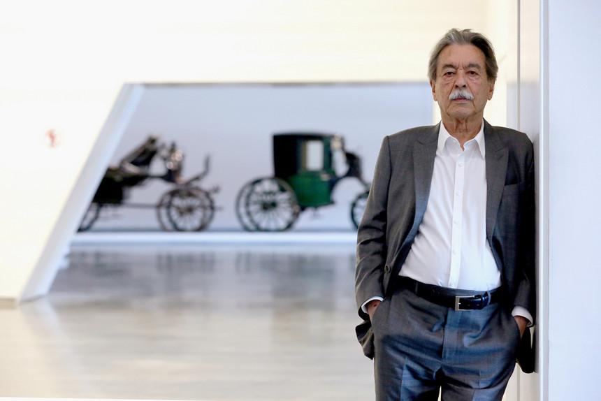 O arquiteto e urbanista Paulo Mendes da Rocha