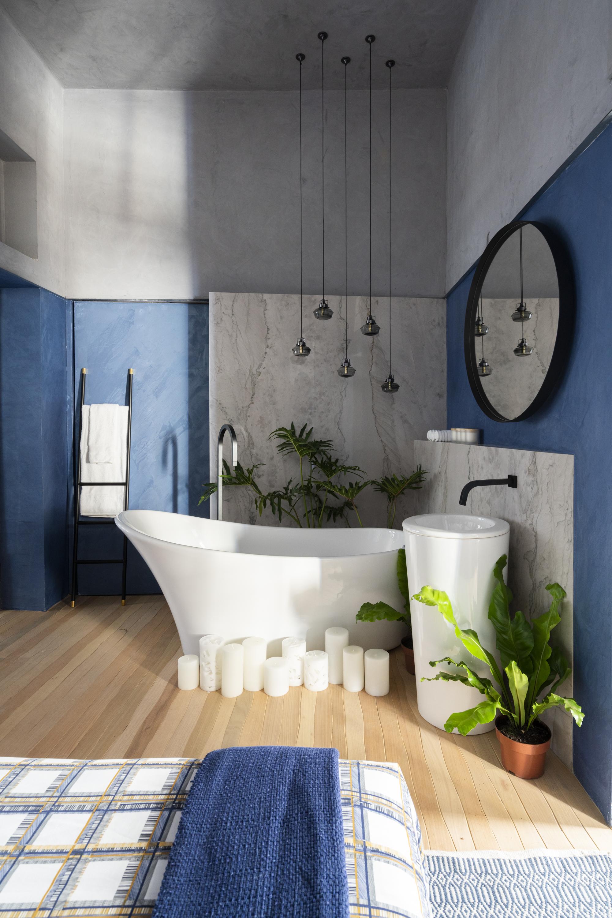banheiro colorido casacor