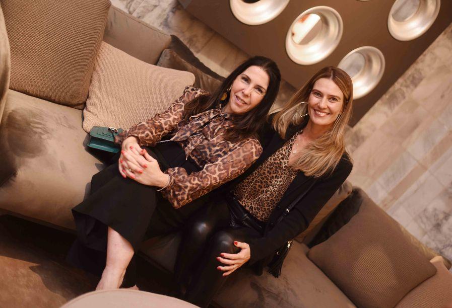 Paola Ribeiro e Gilda Tostes