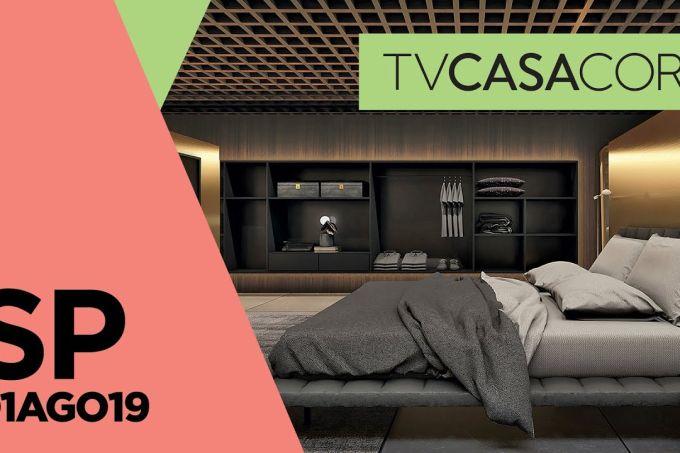 TV CASACOR: Ambientes de Leo Shehtman, Unik Arquitetura e Bárbara Salles