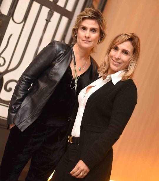 Ana Paula Carvalho e Carla Buffara