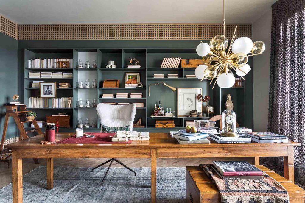 escritorio flavia mattar casacor home office