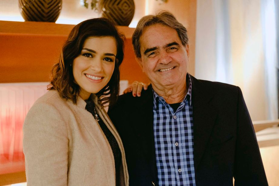 Priscila Marchetto e Helio Brandão