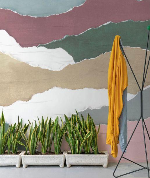 A importadora Select Paper vai apresentar diversas novidades em papel de parede, como a linha Mallorca da marca Coordonné. A cartela de cores fresca e mediterrânea vai ganhar destaque no estande da marca.