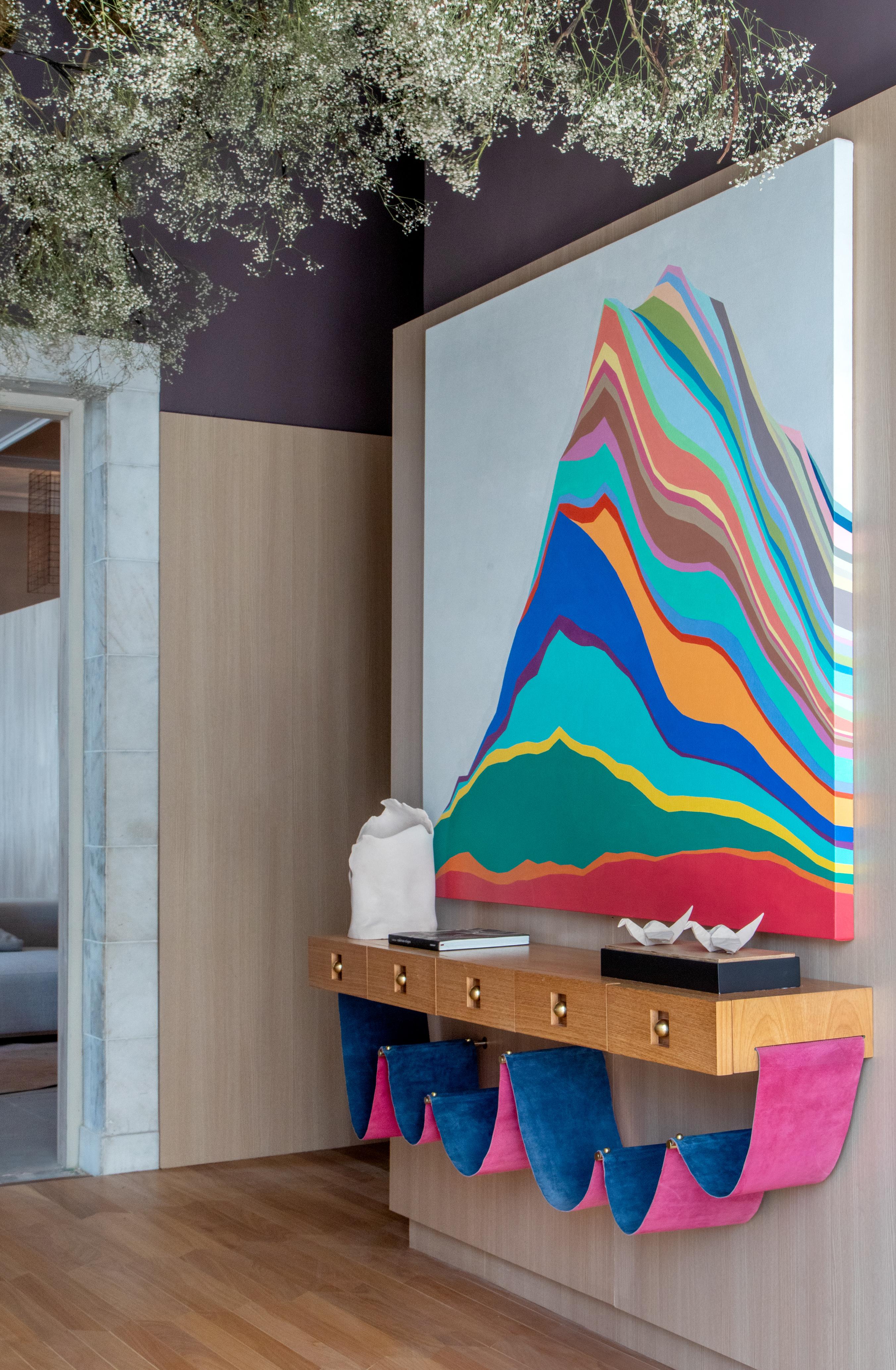 casacor banheiro colorido