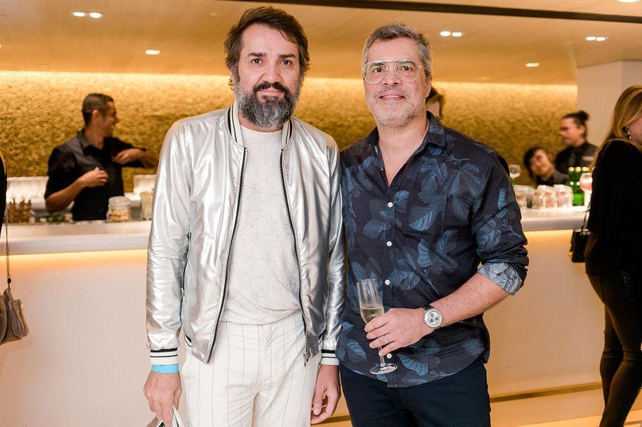 Beto Silva e Claudio Cadeco