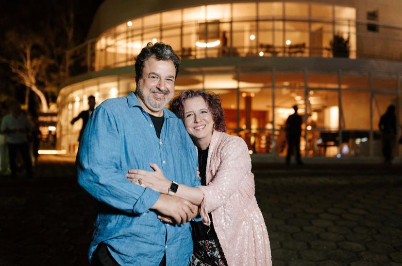 Henrique e Agnes Farkasvolgyi